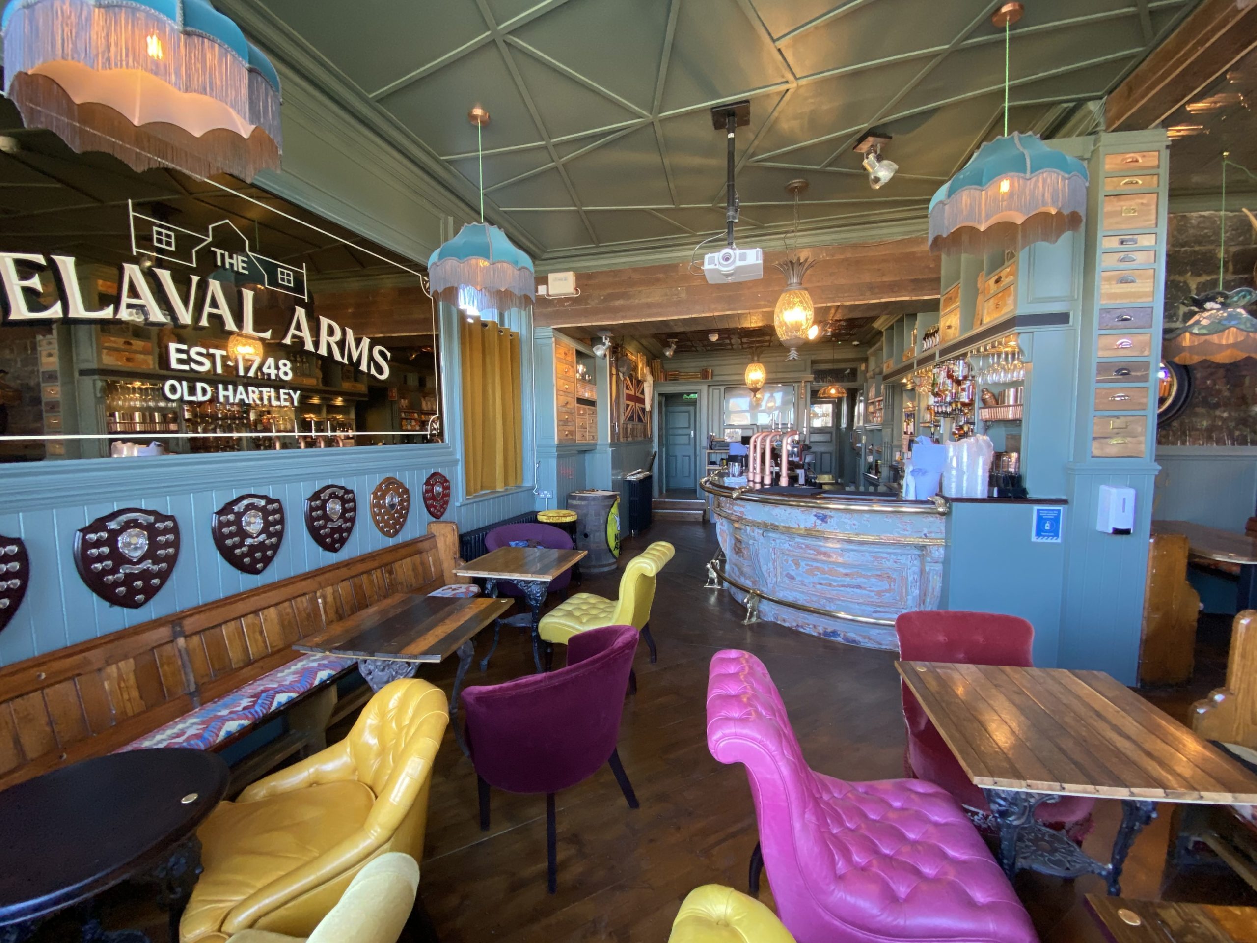 Historic North East Pub Dating Back To The 1700s Gets A New Look!