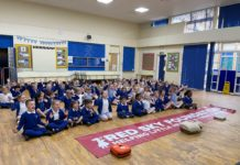 Baby Shark Helping To Educate Children On How To Save A Life