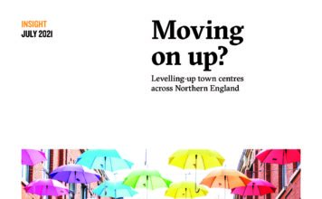New Report Highlights Opportunity For The North East Region's Towns