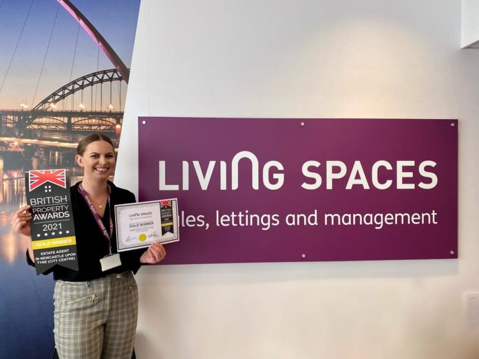 Living Spaces Wins The British Property Award!