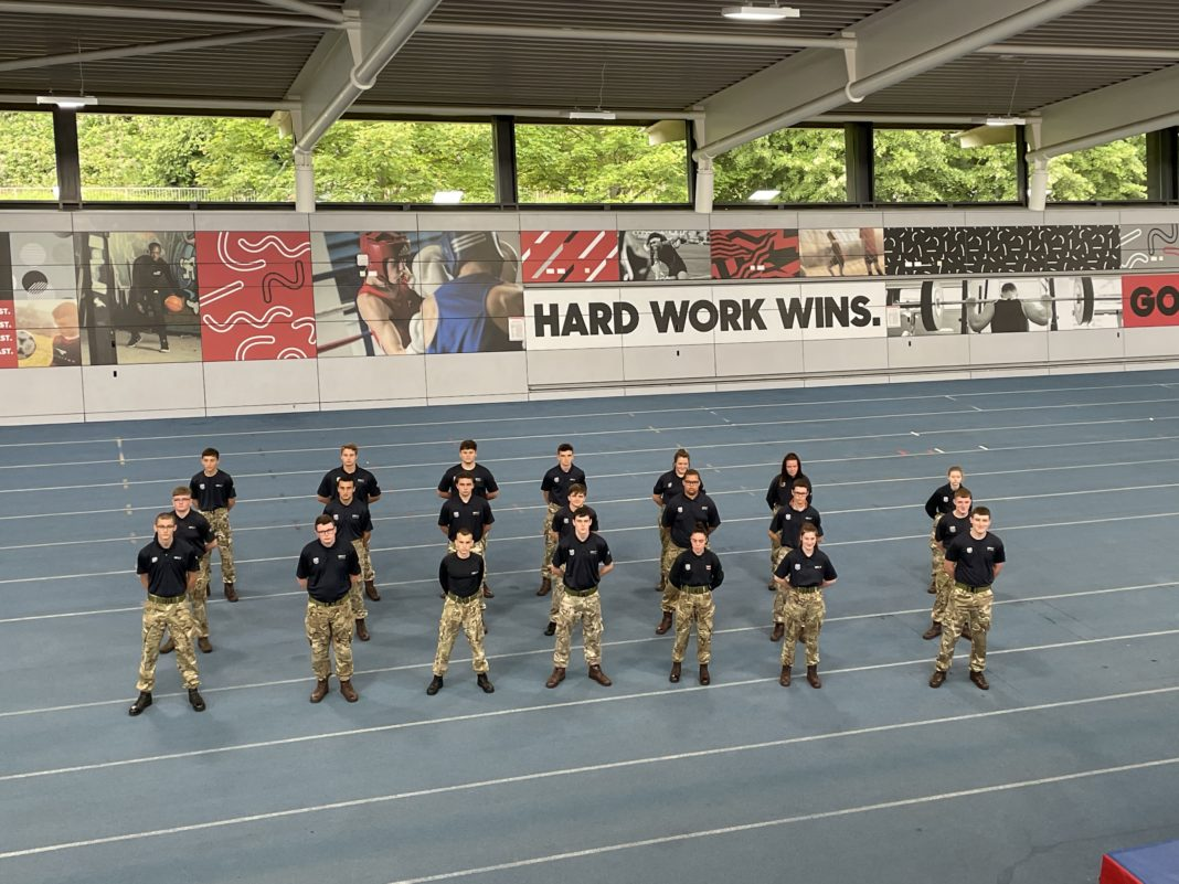 New Base For Newcastle Military Training College