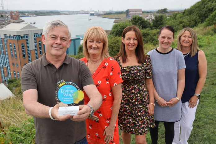 Orbis Support Receives National Award In Recognition For Its Well-Supported Staff