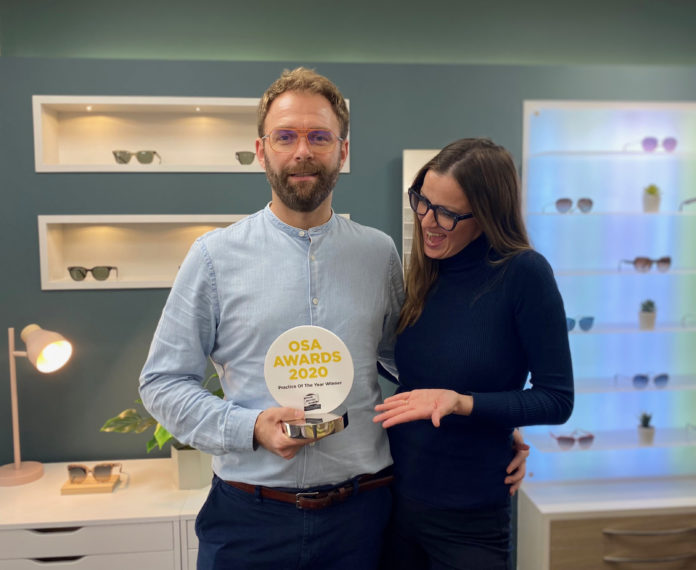 Summers Independent Optician Named National Opticians Practice of The Year