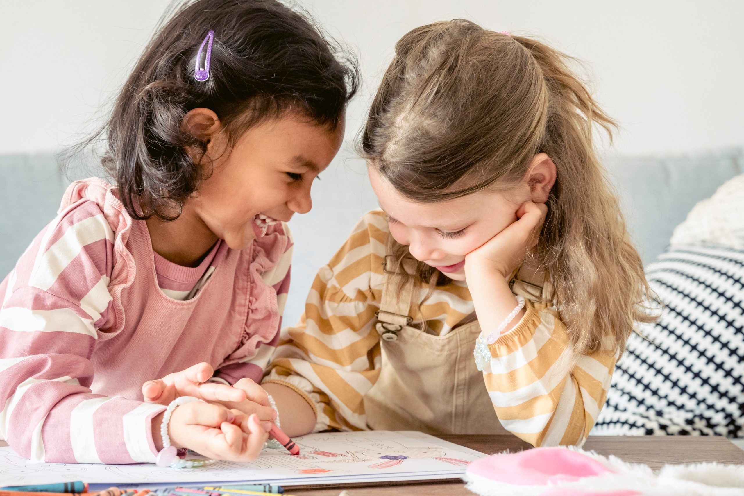 How to help your youngsters kickstart their friendship skills