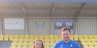 Teeside University And Stockton Town FC Supporting Students Excelling In Sport