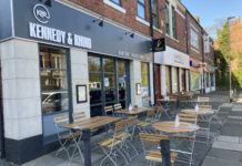 New Menu And Etended Hours At Kennedy And Rhind!
