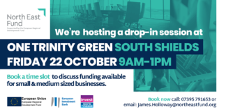 North East Fund Hosting Business Drop-In Sessions For SMEs