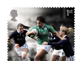 Former Teesside University Among Rugby Stars Celebrated On Commemorative Stamps