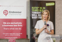 The Endeavour Partnership Urging Local Businesses To Support 'A Way Out'